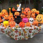 Vintage Halloween Blow Molds by Dolores M. Sahelian