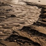 Ruby Beach Ripples and Textures by Ted Rigoni