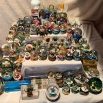 Snow Globes from Around the World by Laura Niedringhaus
