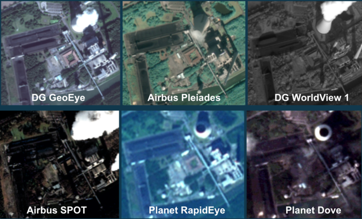 Orbital Insight imagery partners