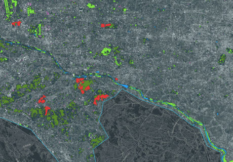 GIS Mapping Frequency