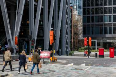 Is London back? Read how Bloomberg uses OI data to analyze the return of workers to the city's financial sector.
