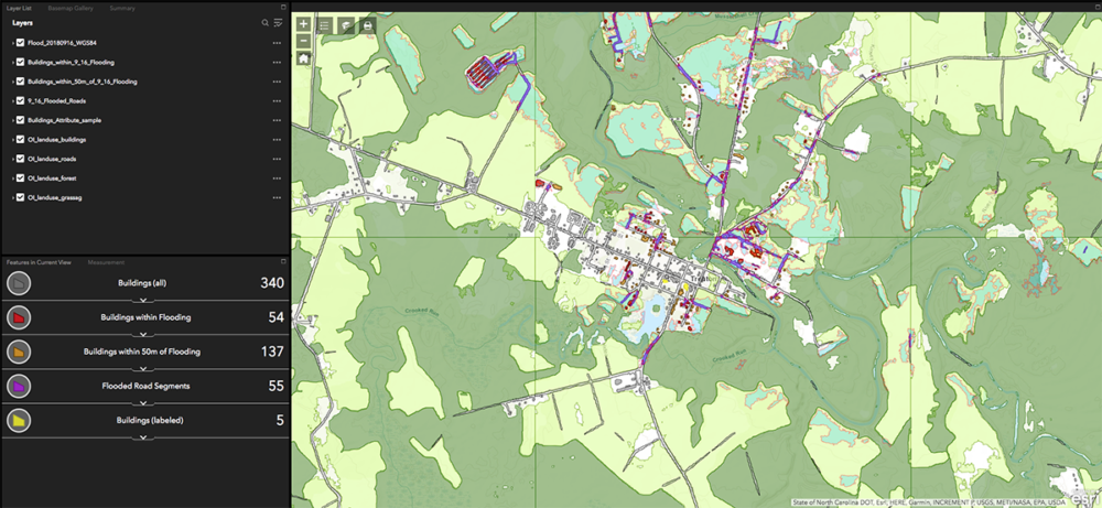 Gis mapping software p1