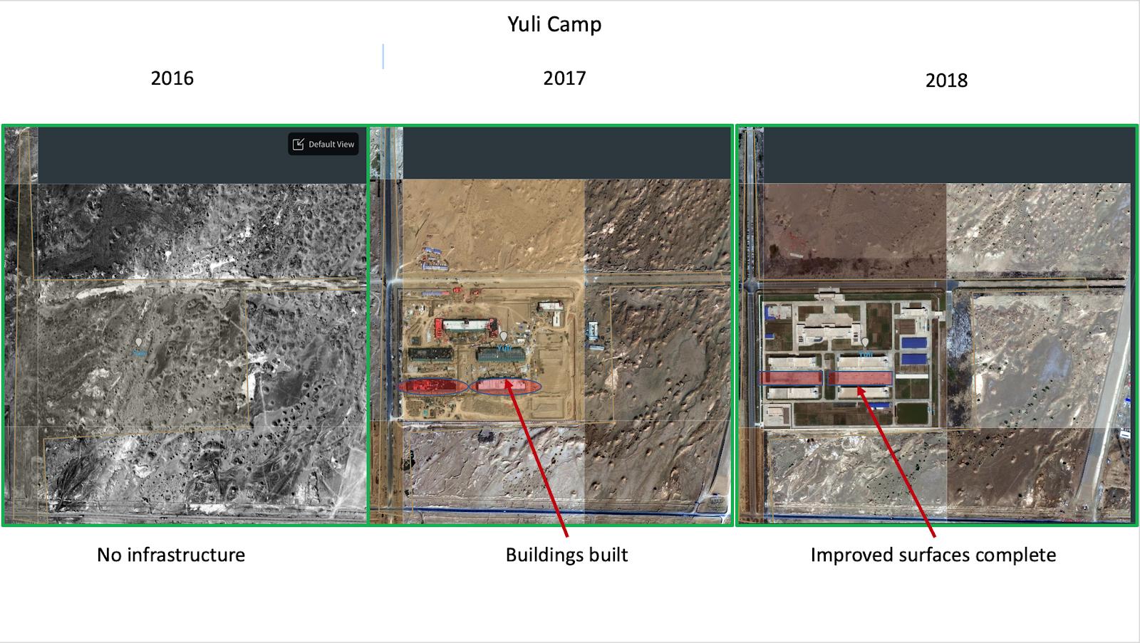 Yuli re-education camp