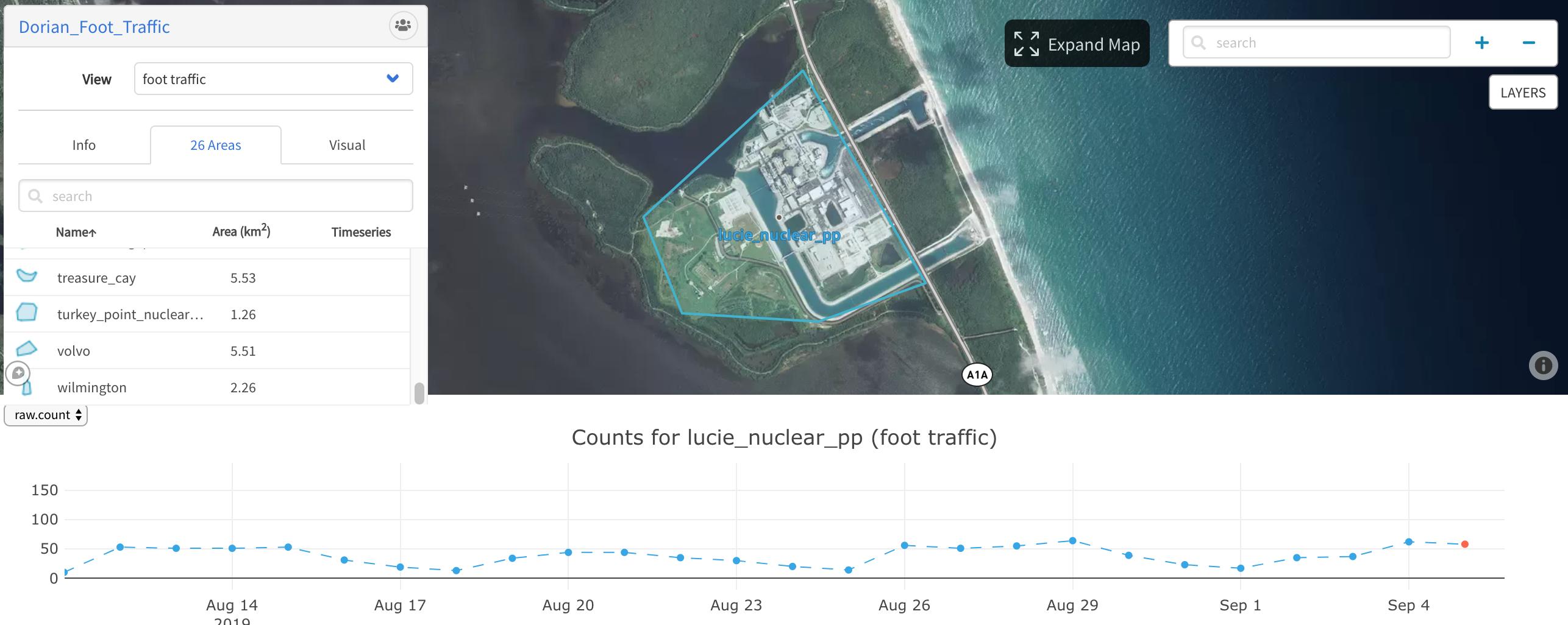 Lucie nuclear power plant