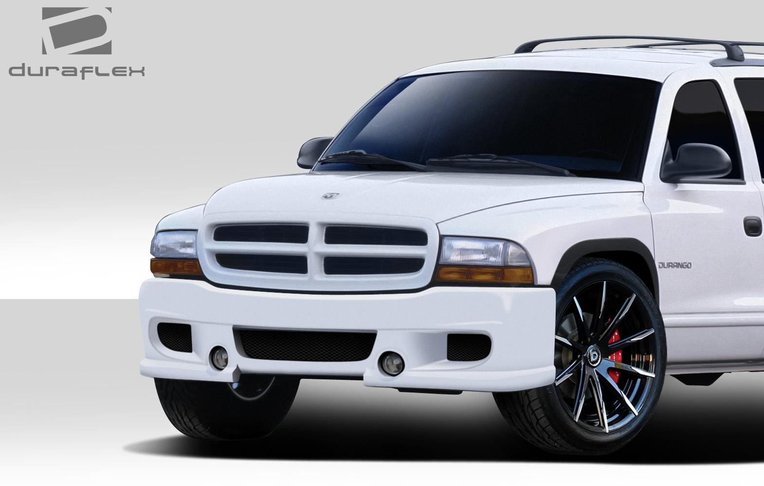 Duraflex Durango Bt 1 Front Bumper Cover 1 Piece For Dakota Dodge 98 03 Ed Ebay