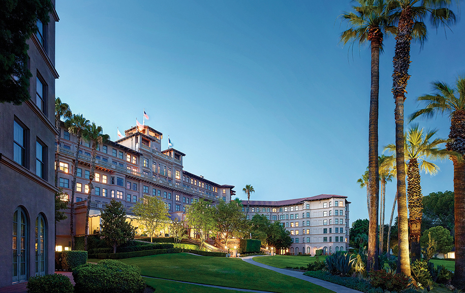 langham huntington, pasadena, california, los angeles, hotels in pasadena, historic hotels, haunted hotels, henry huntington, the huntington hotel, nicest hotel in pasadena, pink hotels, langham hotels and resorts, southern california resorts, californian hotels,