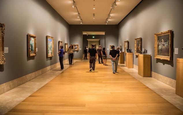 norton simon museum, pasadena, calfornia, world's best art collection, world's best museums, los angeles, norton simon, art, art and culture
