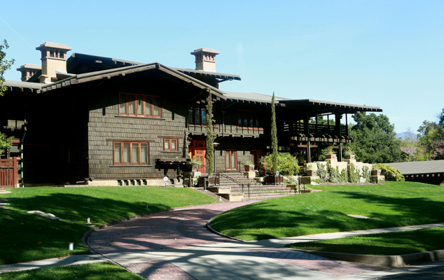 Architecture, Family-Friendly, Film, Gamble House