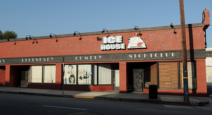 Ice House, The Ice House, Comedy Club, Pasadena