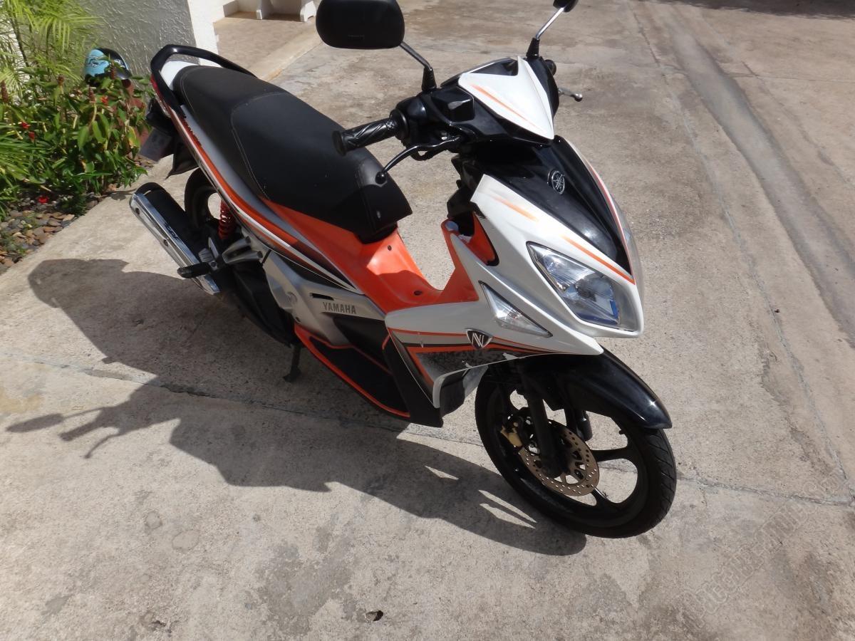 2010 Yamaha Nouva Elegance 135cc