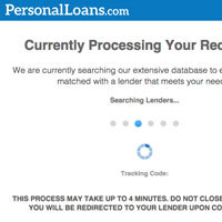 PersonalLoans Review - step Process