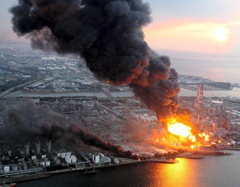 Extinction Event -  Fukushima