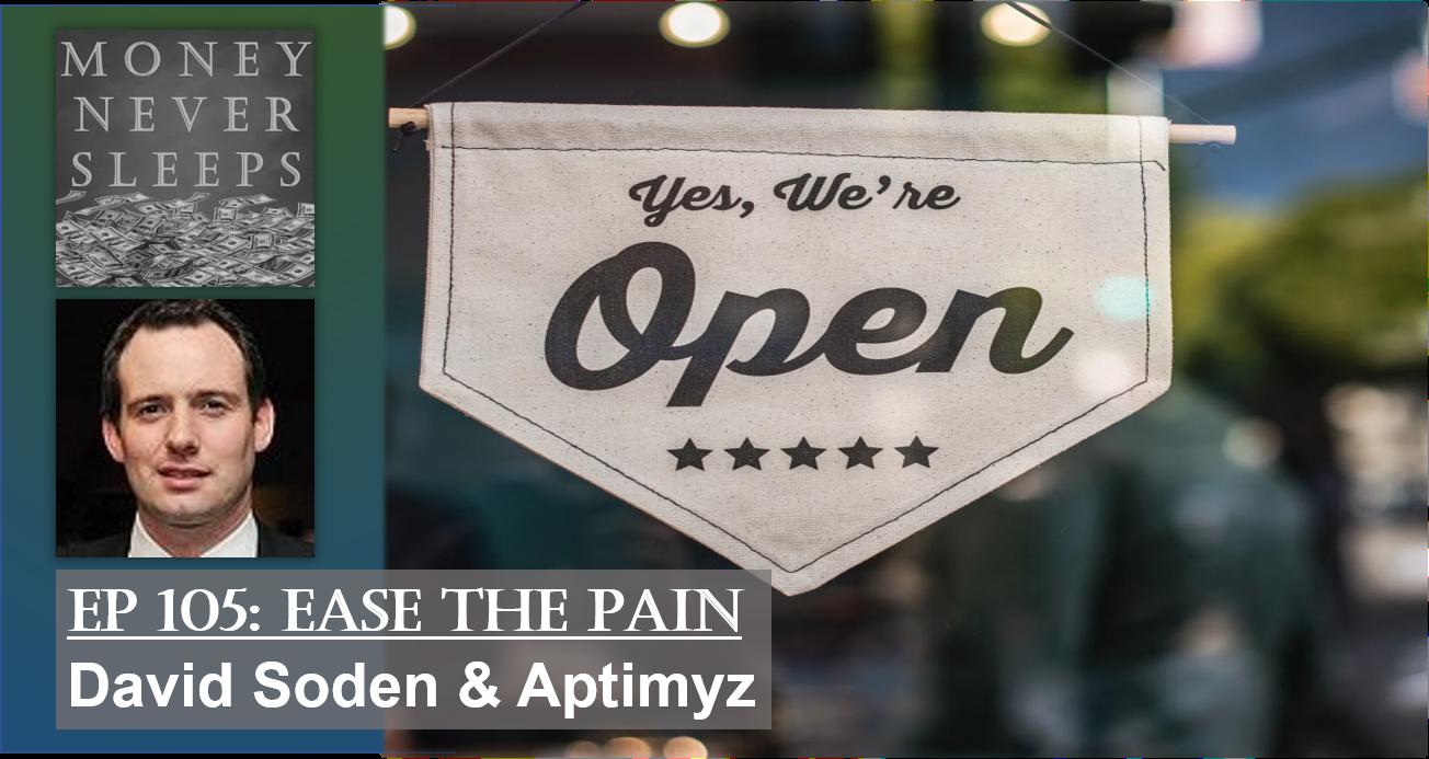 105: Ease the Pain: David Soden and Aptimyz
