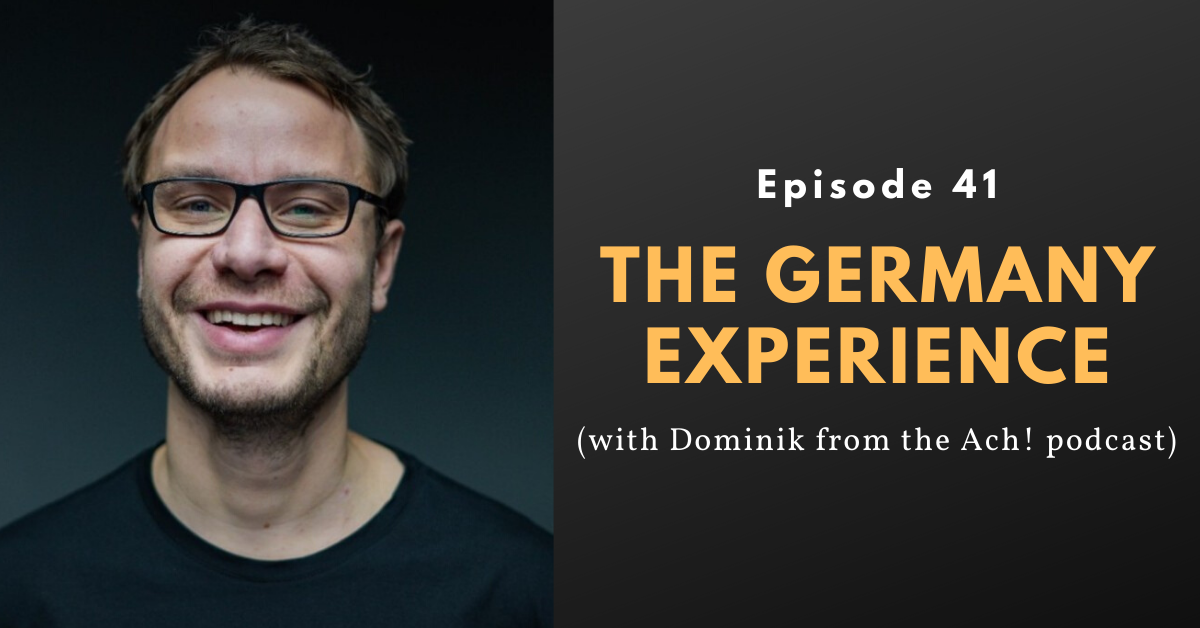 German culture: The top 10 grossing German movies (Dominik from the Ach! podcast) Image