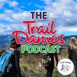The Trail Dames Podcast Logo