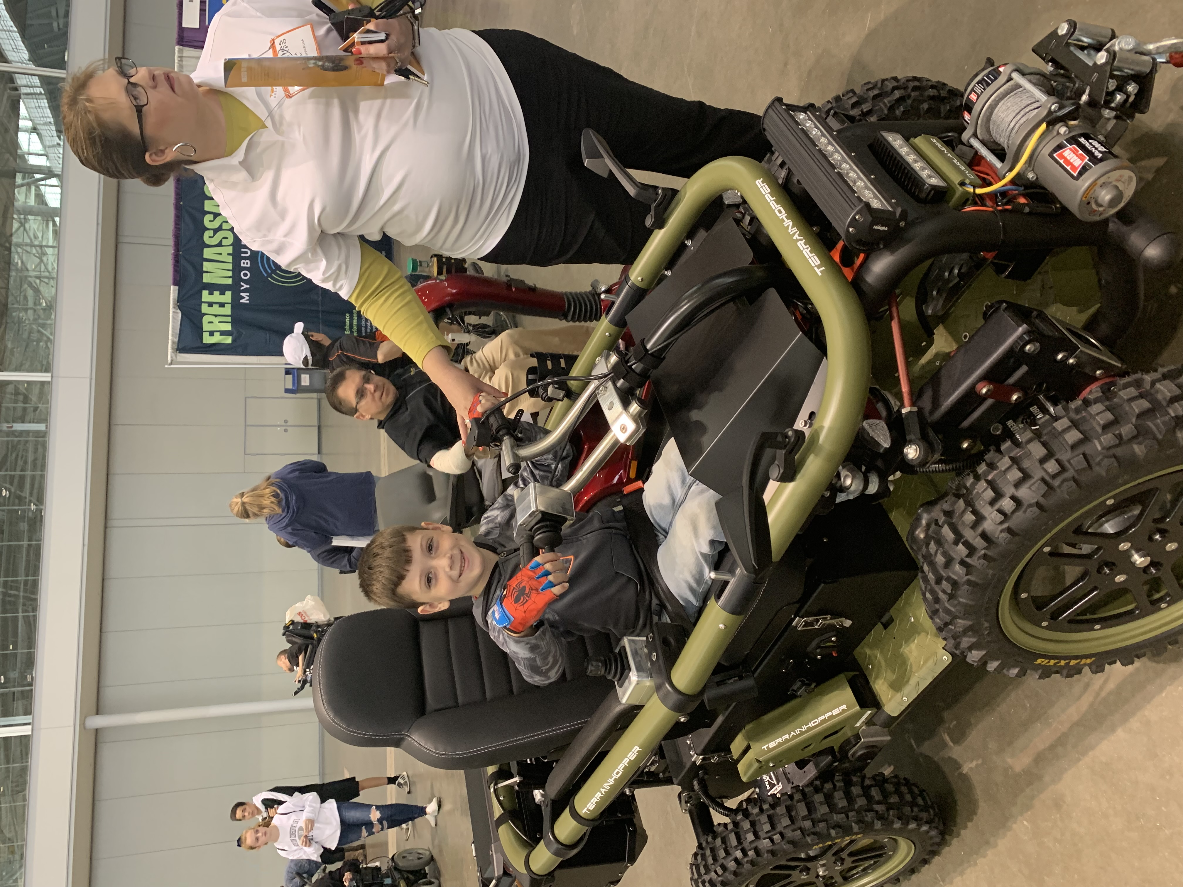 Todd Lemay | Off-Roading + Mobility = Amazing!
