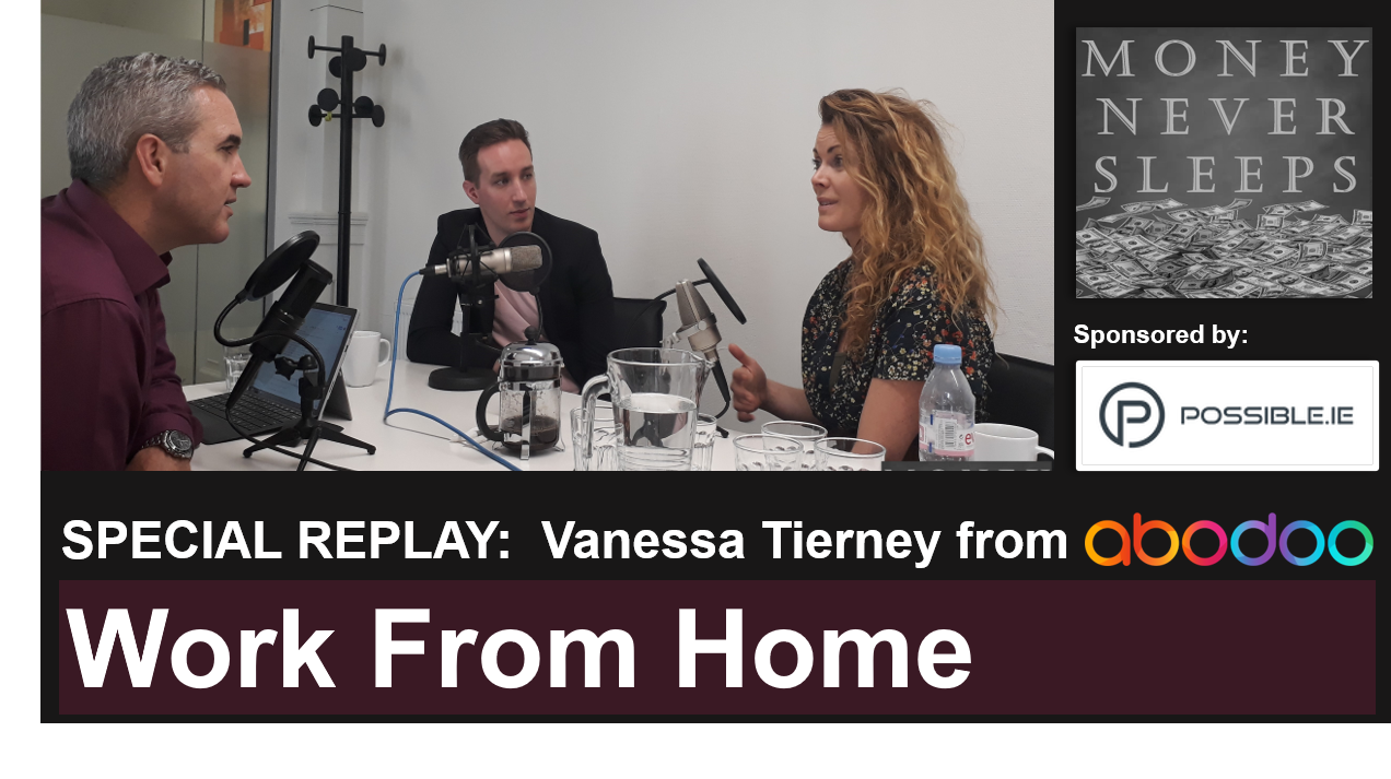 [REPLAY] Work From Home - Vanessa Tierney from Abodoo Image