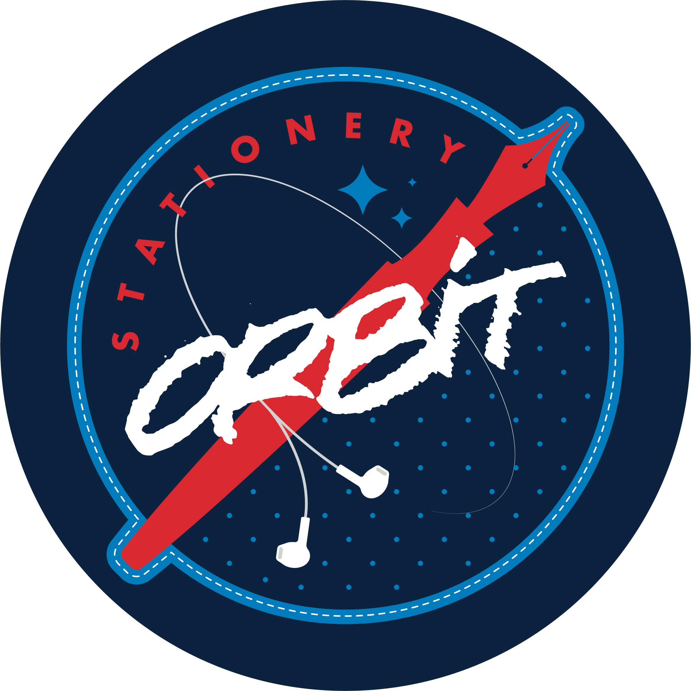 Stationery Orbit Logo