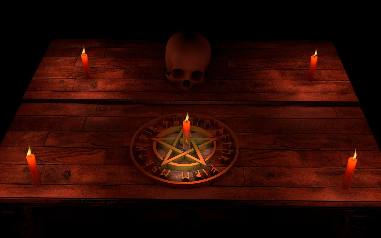 Occult Influences in Modern Culture