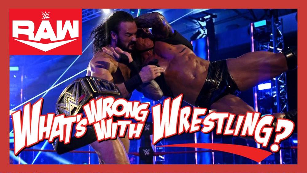 THE VIPER WANTS IT BACK - WWE Raw 7/27/20 & SmackDown 7/24/20 Recap