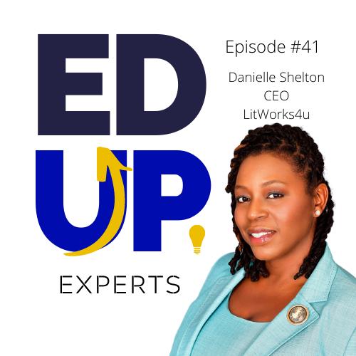 41. Danielle Shelton, Founder, LitWorks4u