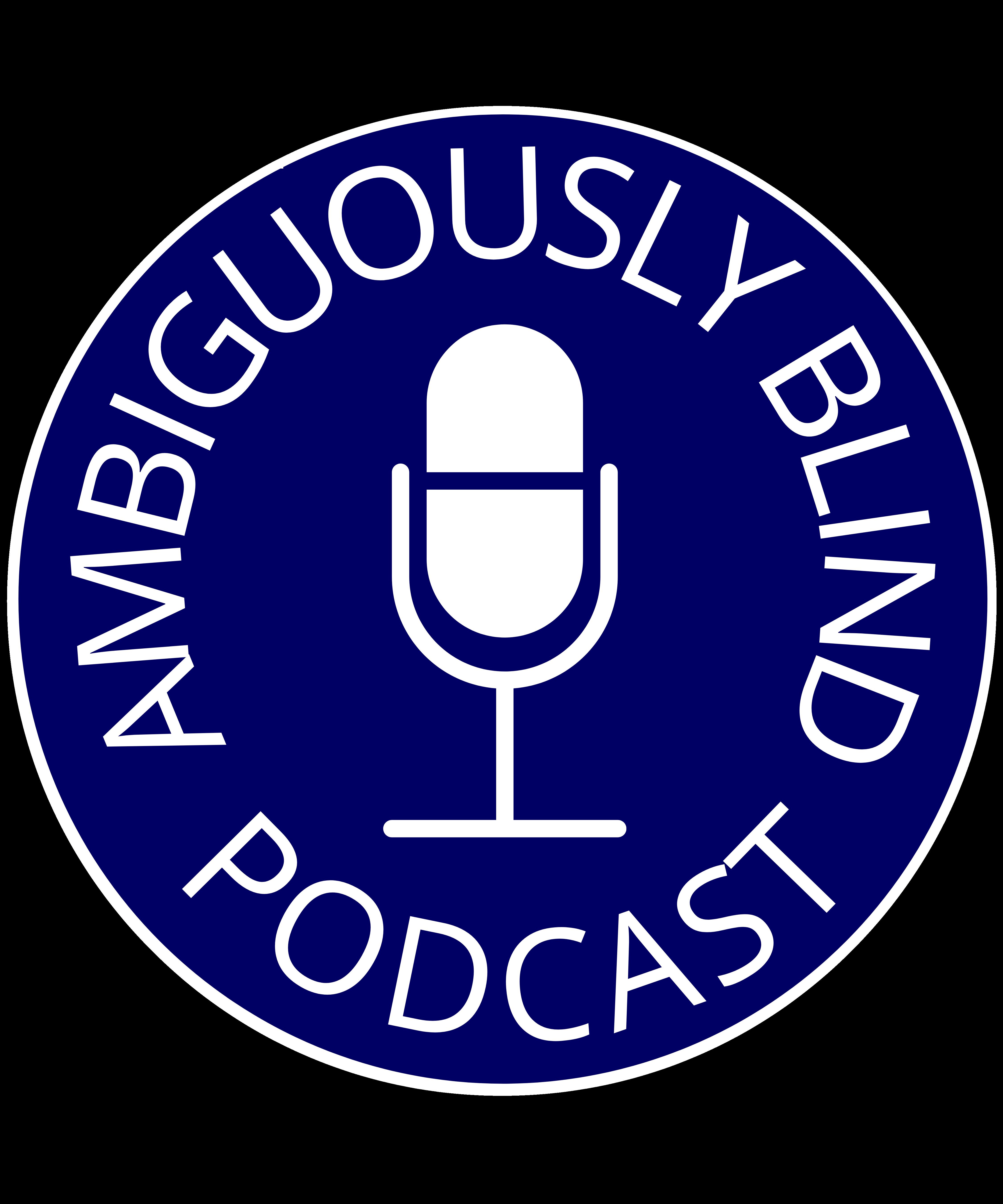 Ambiguously Blind Logo