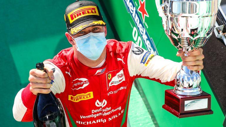 Pietro's Formula 2 Monza Awards