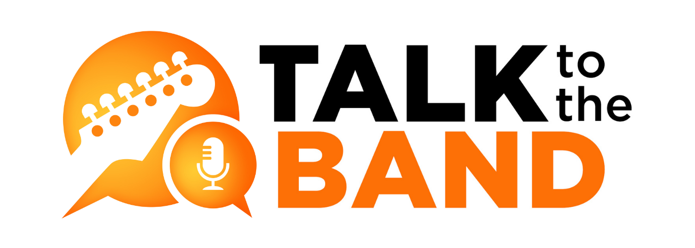 Talk to the Band Logo