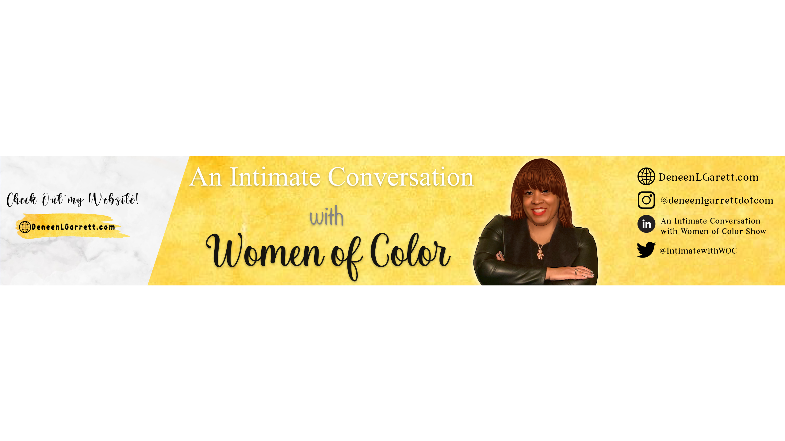 An Intimate Conversation with Women of Color Newsletter Signup