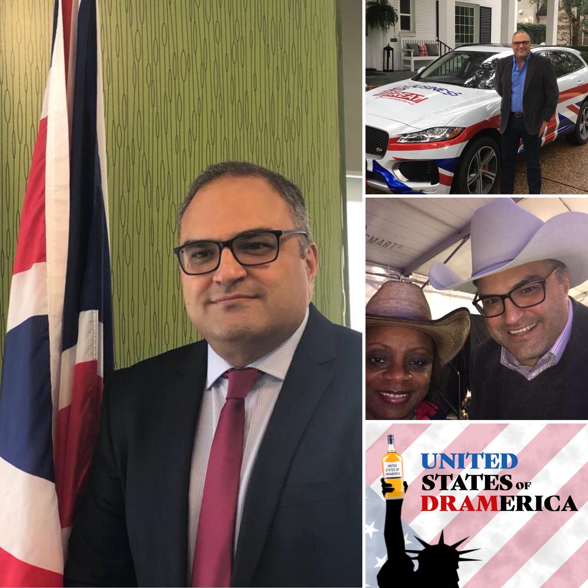 Episode 43 - Richard Hyde, British Consul General in Texas