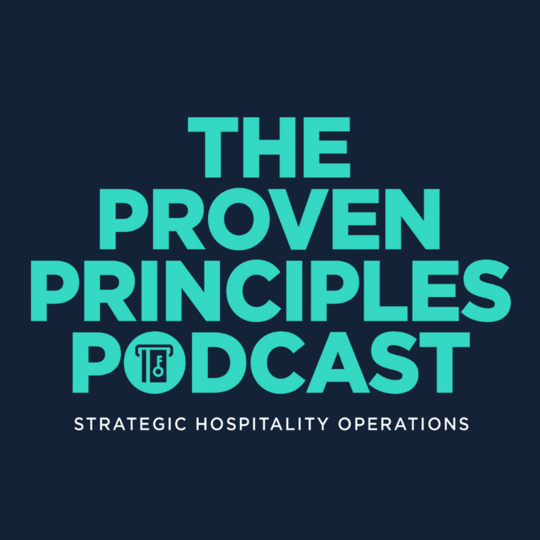 The Proven Principles Hospitality Podcast Logo