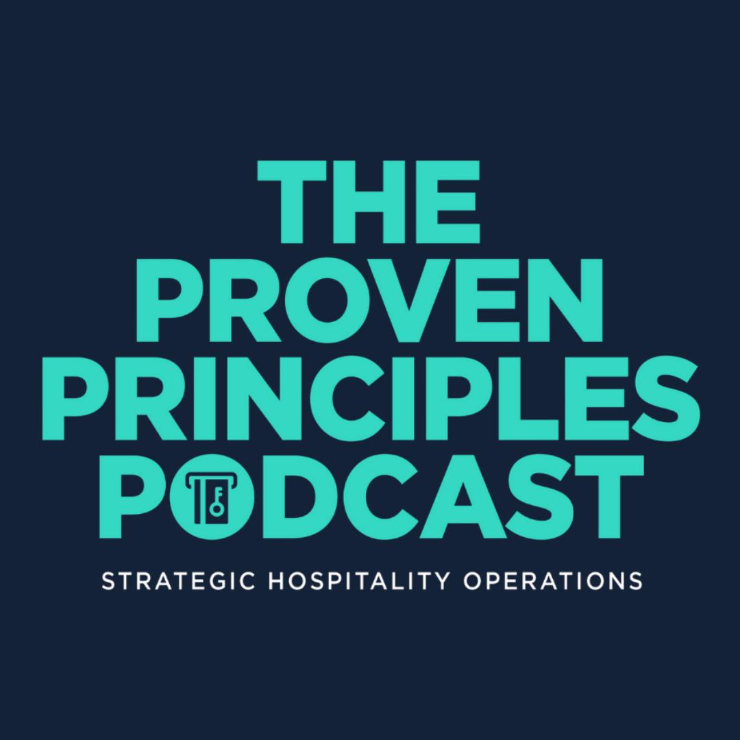 The Proven Principles Hospitality Podcast Logo