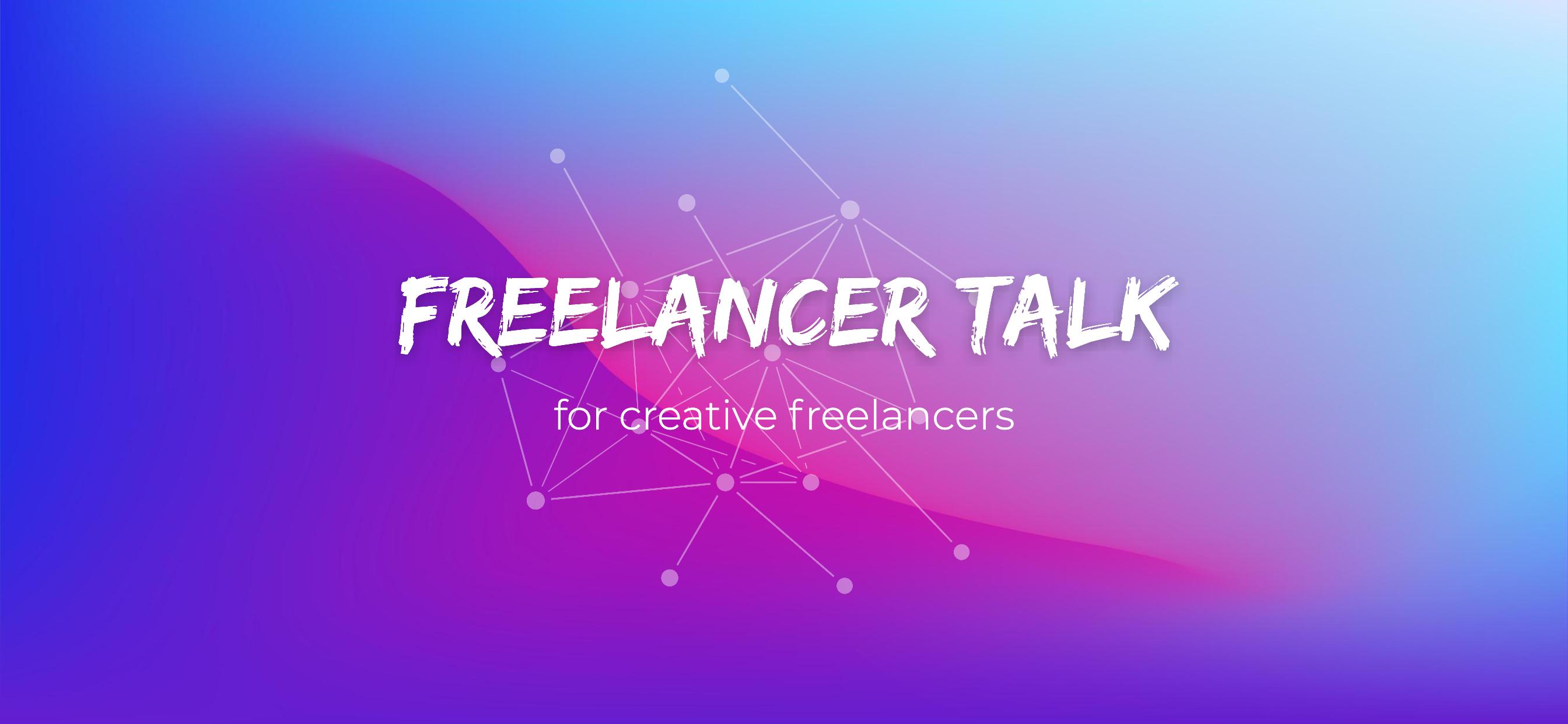 The Freelancer Talk Newsletter Signup