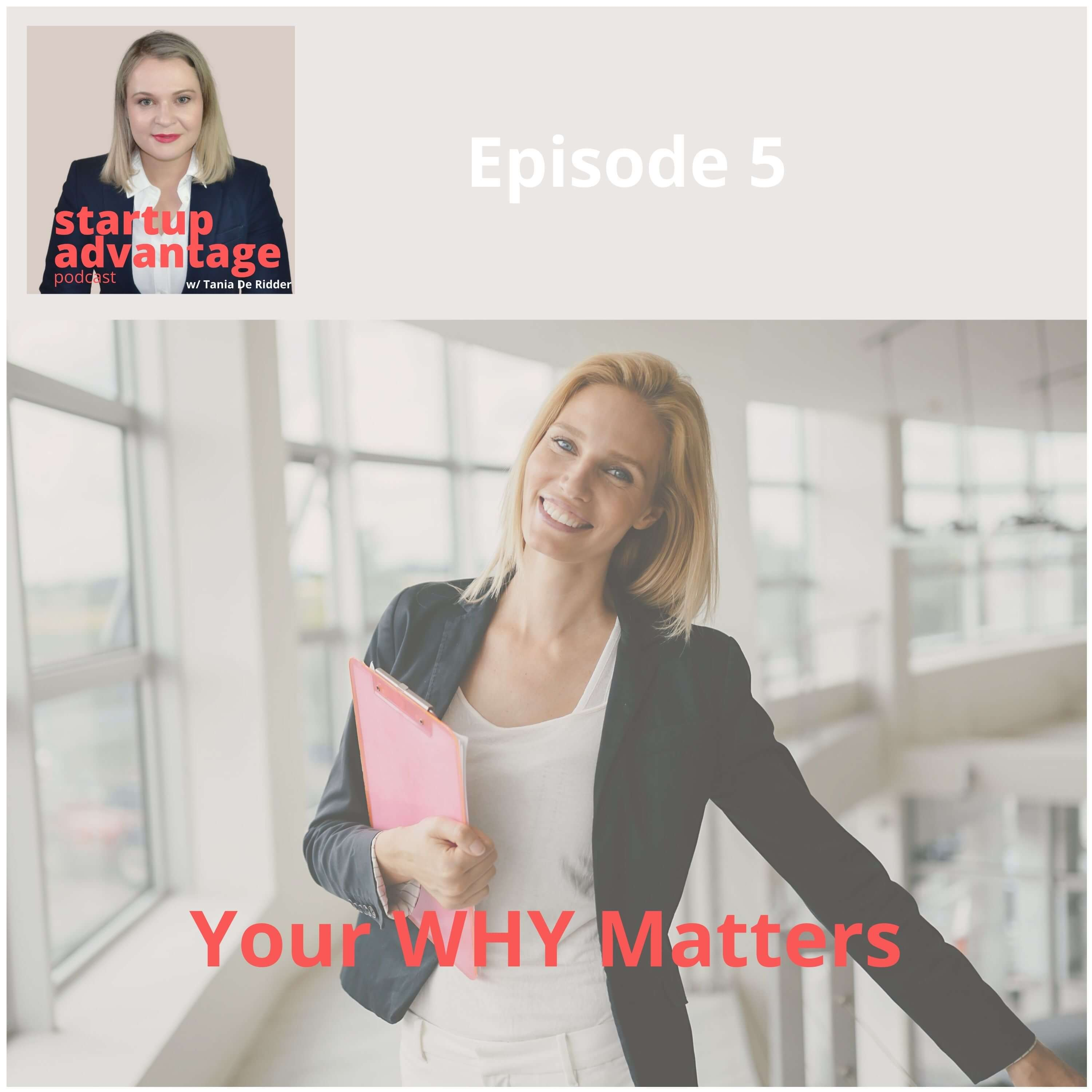 Your WHY Matters: 3 Questions to (W)ork (H)appily for (Y)ourself