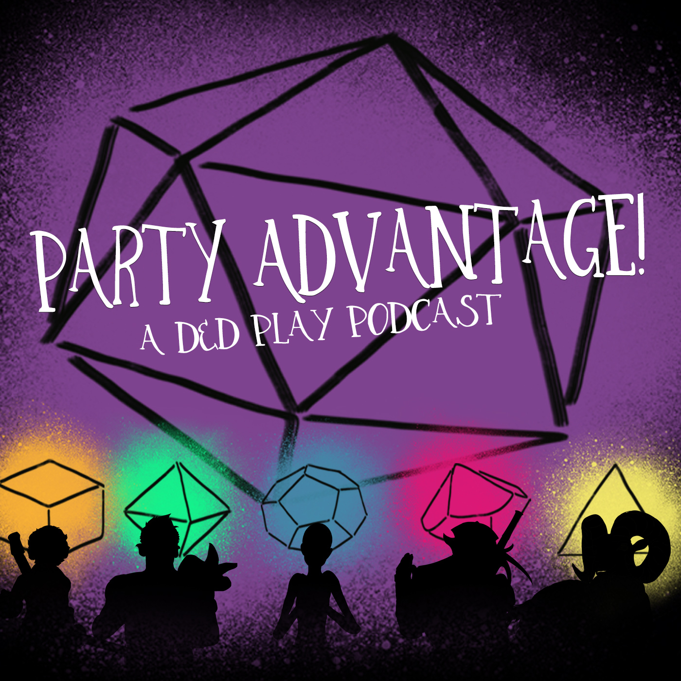 Party Advantage! Logo