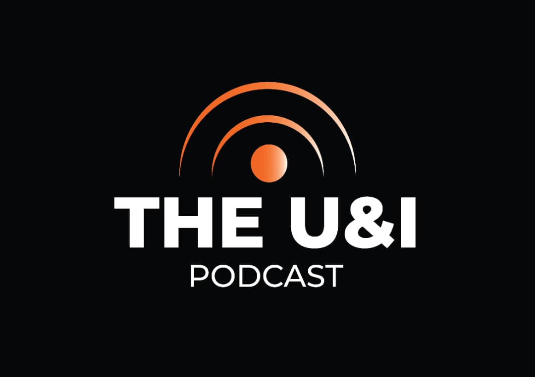 The U & I (Unconcerned and Indifferent)Podcast Logo