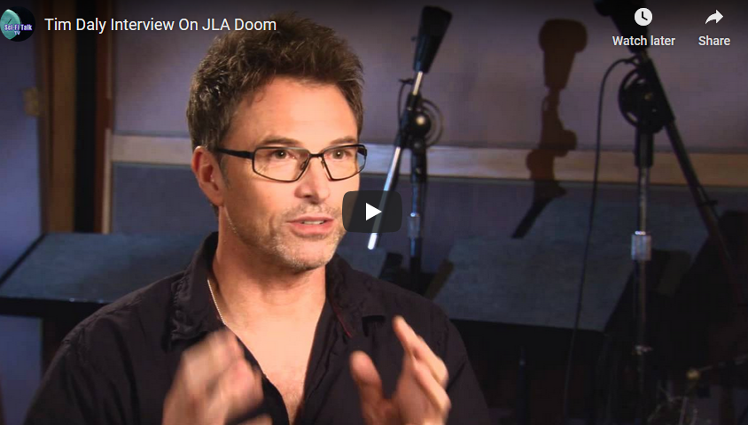 Tim Daly Interview