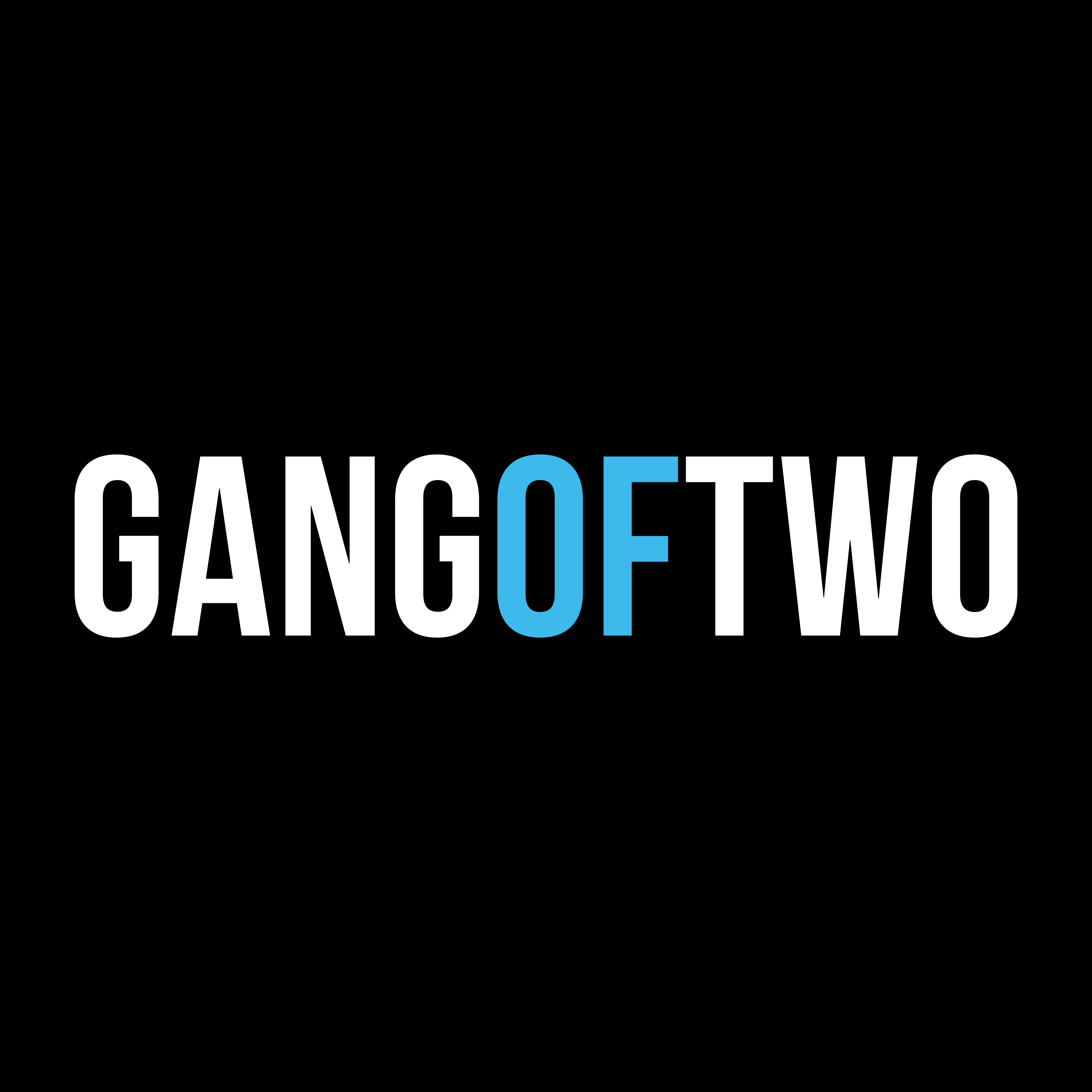 GANG OF TWO Newsletter Signup