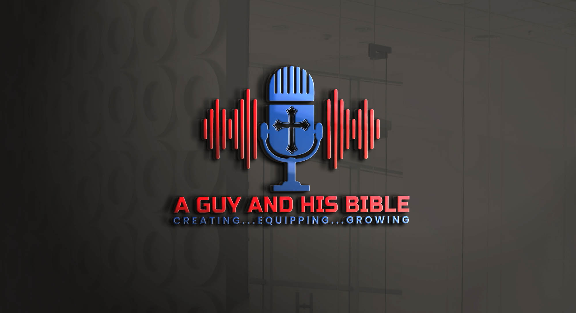 A Guy and His Bible Newsletter Signup