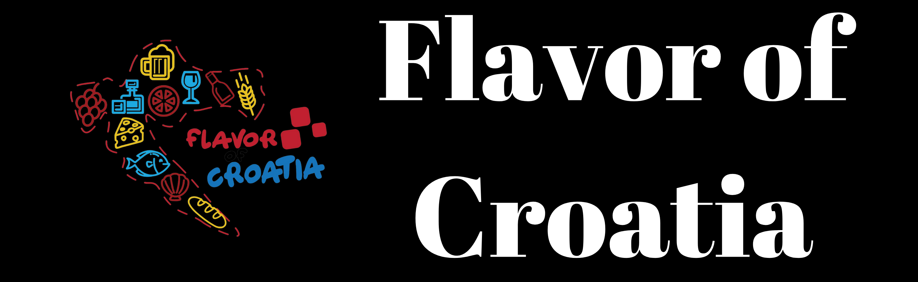 Flavor of Croatia Logo