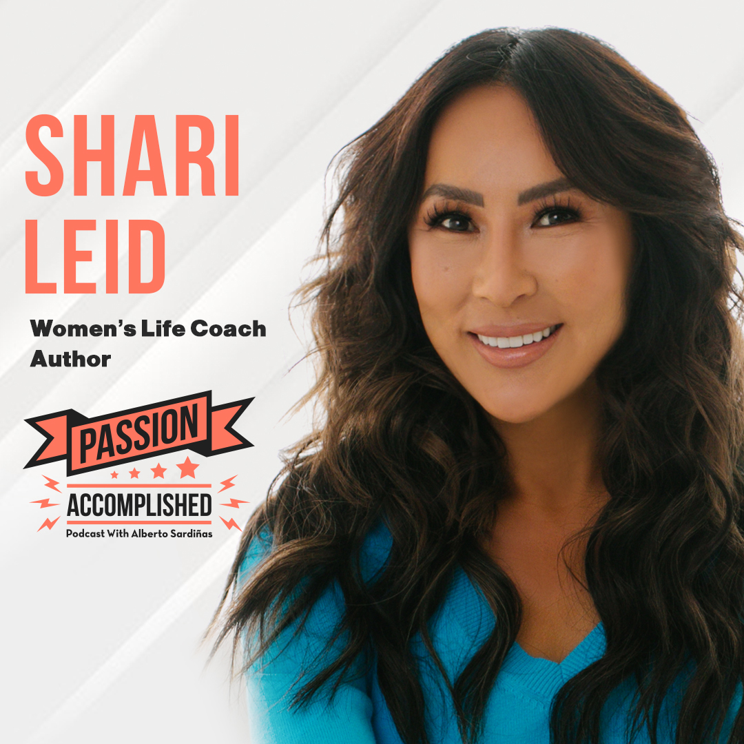 An imperfectly perfect life with Shari Leid