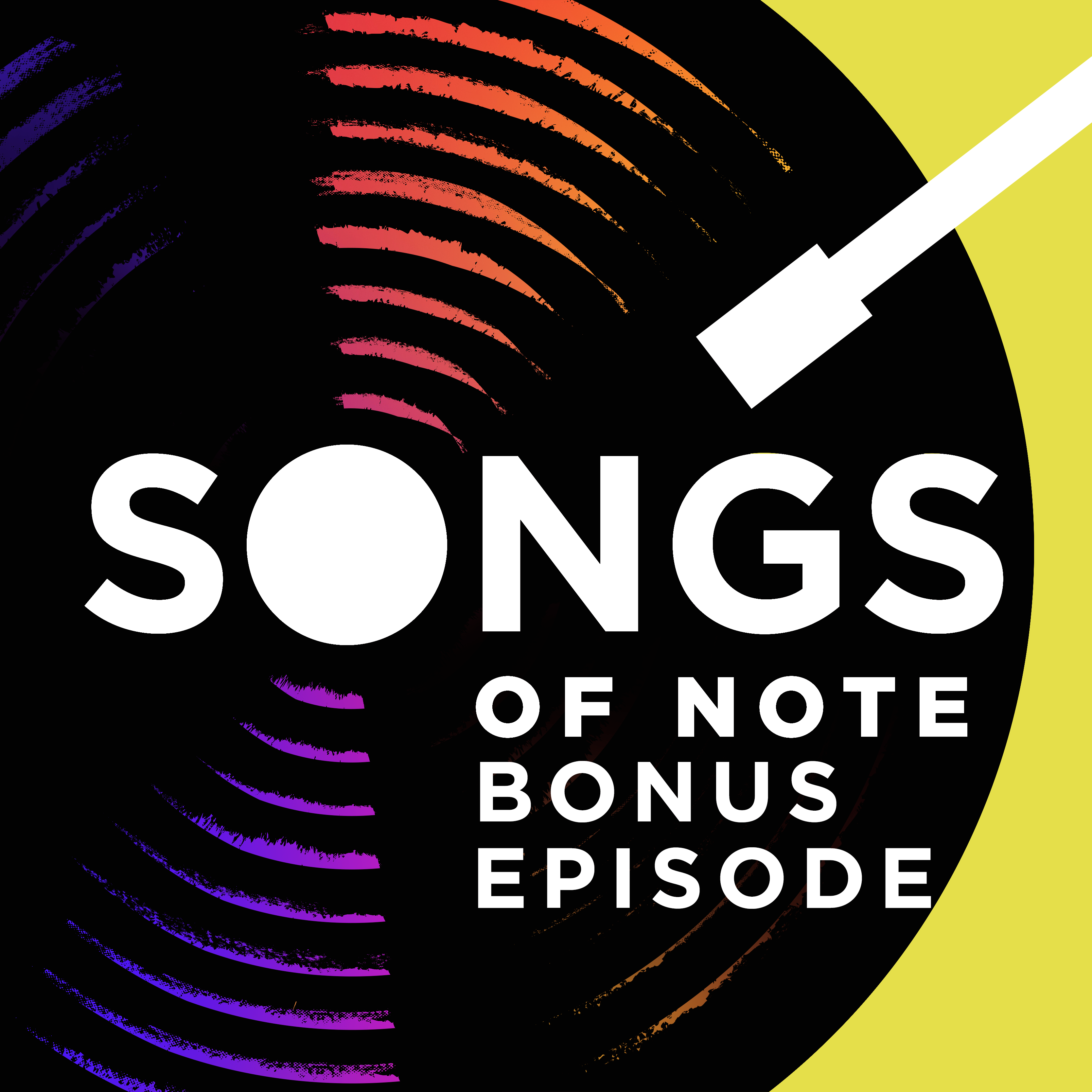 Songs Of Note Newsletter Signup
