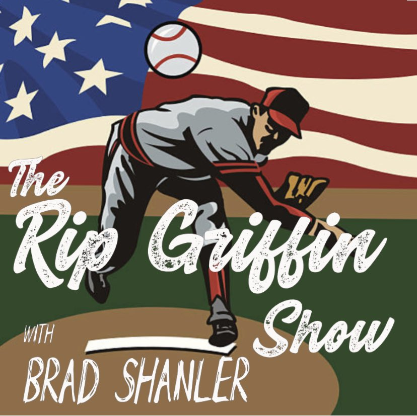 The Rip Griffin Show with Brad Shanler Logo