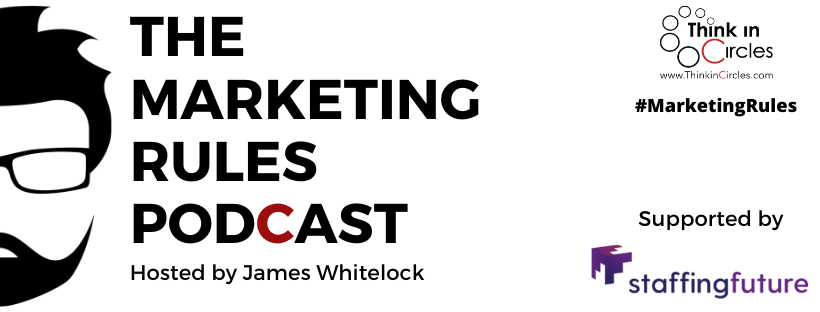 The Marketing Rules Podcast Newsletter Signup