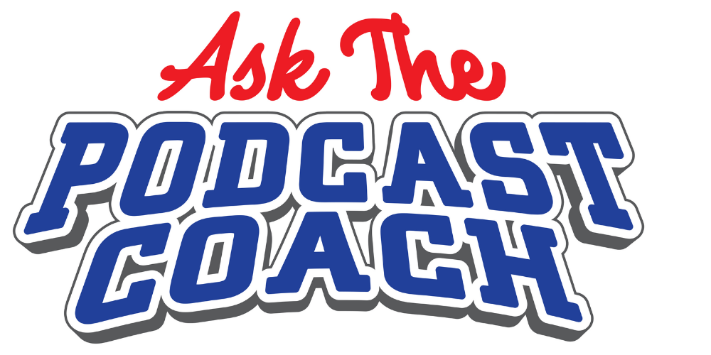 Ask the Podcast Coach Logo