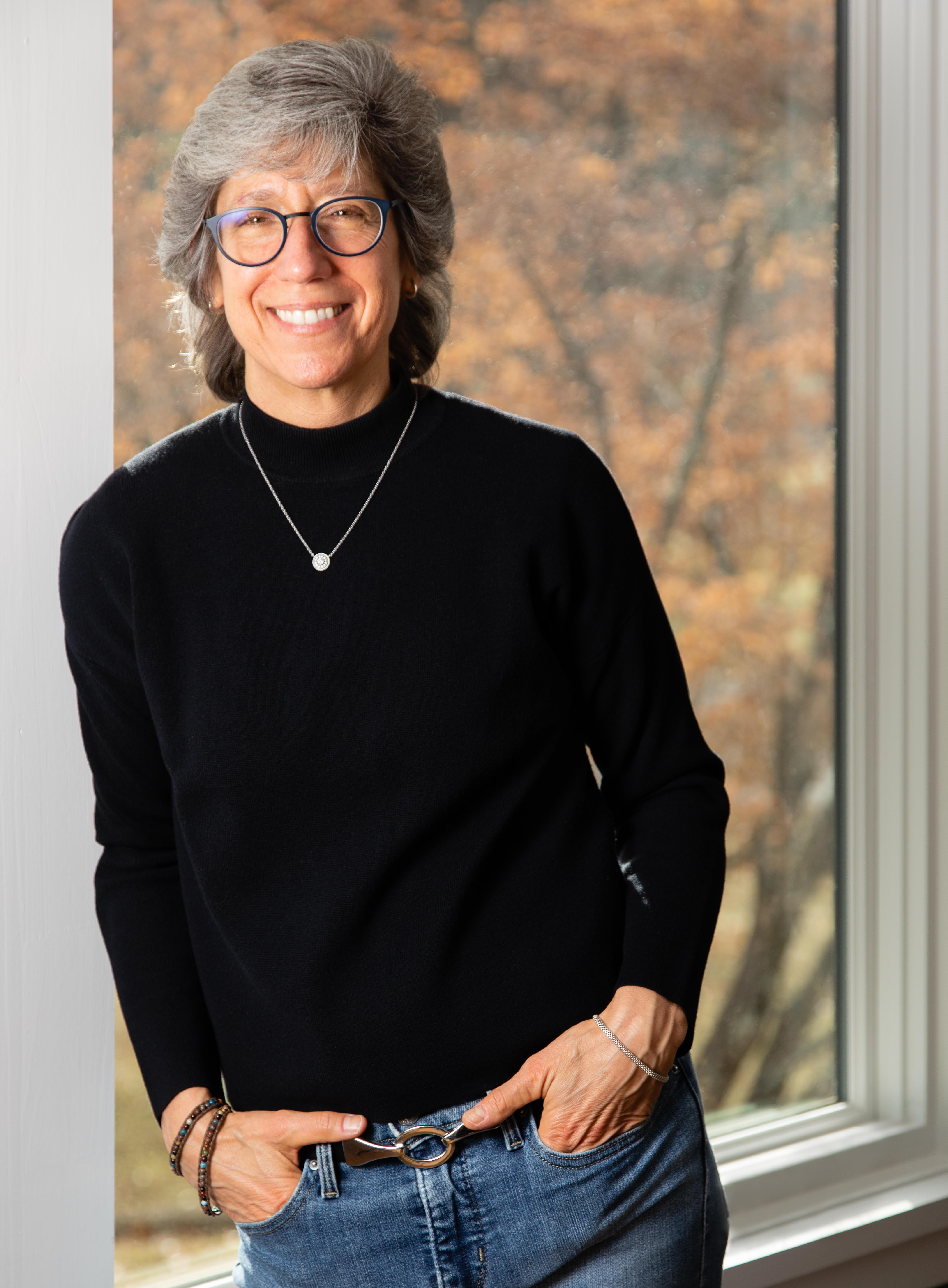 Author and Wellness Coach, Kathy Robinson