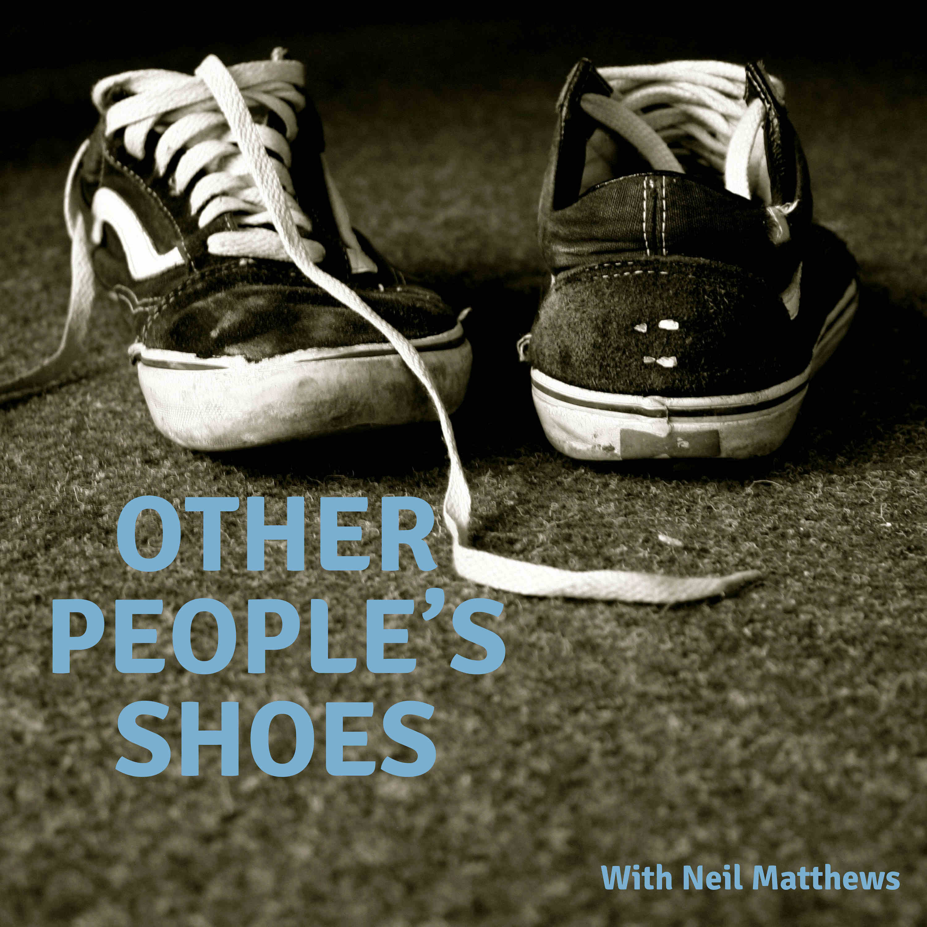 Other People's Shoes Newsletter Signup