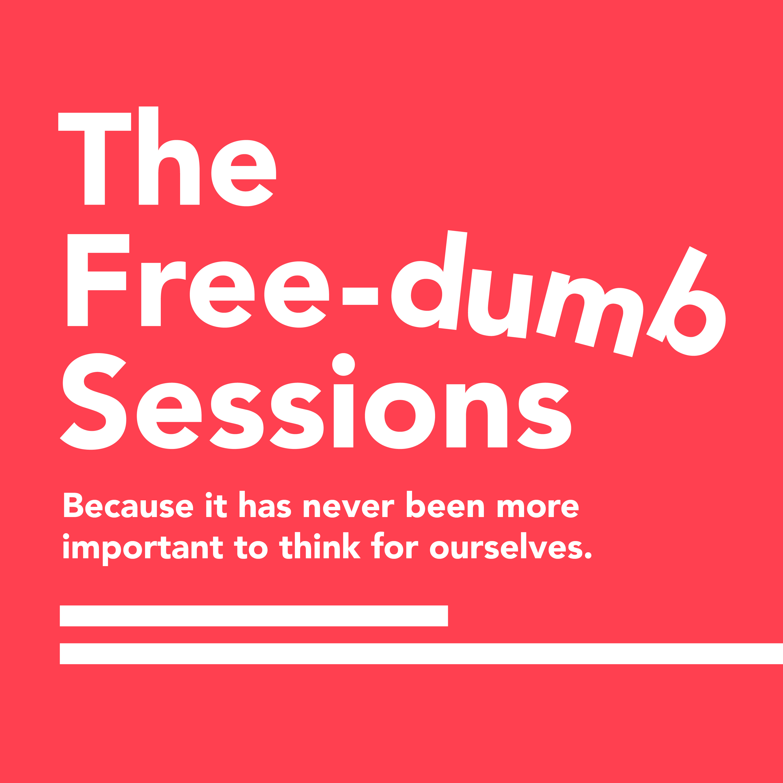 THE 'FREE-DUMB' SESSIONS Logo
