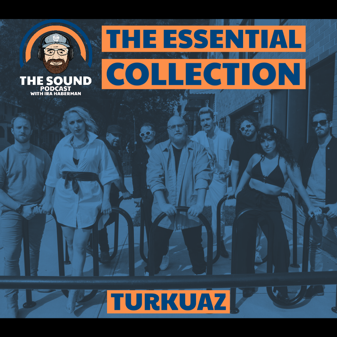 The Sound Podcast - The Essential Collection - Turkuaz